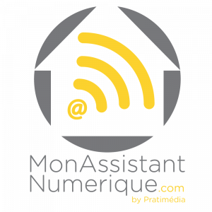 Logo Mon Assistant Numérique